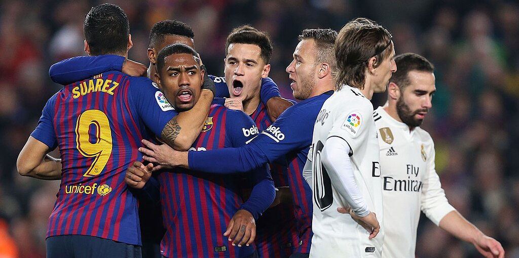 Barcelona vs Real Madrid: Malcom, Vinicius shine in Clasico