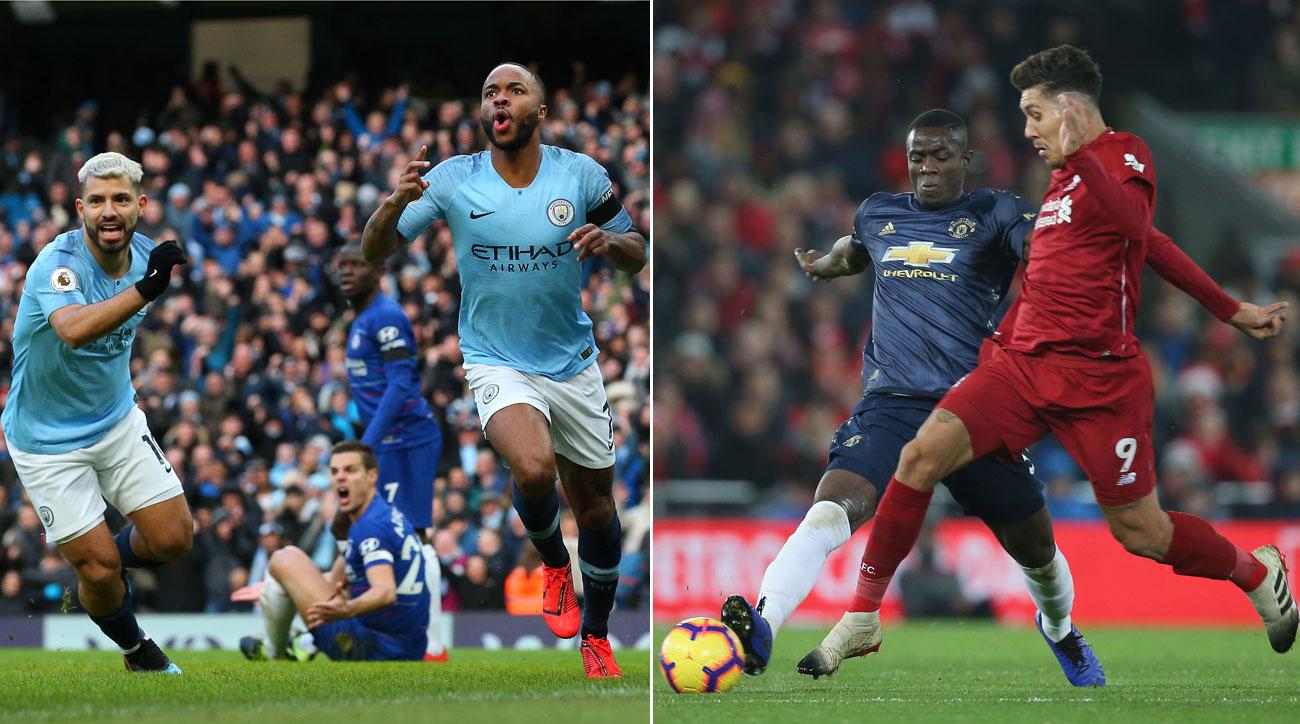 Manchester City Contra Chelsea: Man City Vs Chelsea, United Vs Liverpool Decisive On Many