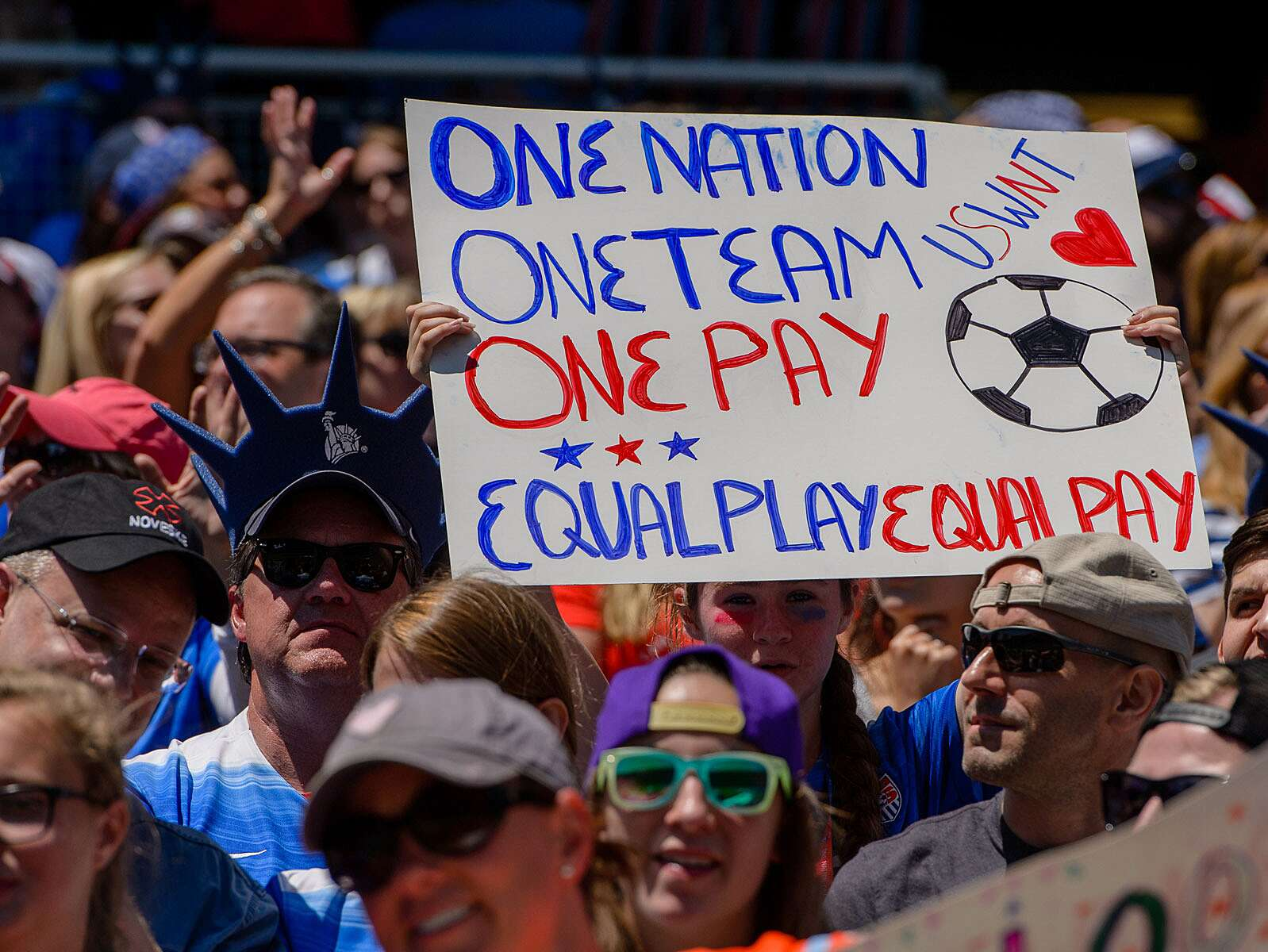USWNT lawsuit vs  US Soccer: How CBA, EEOC impact equal pay