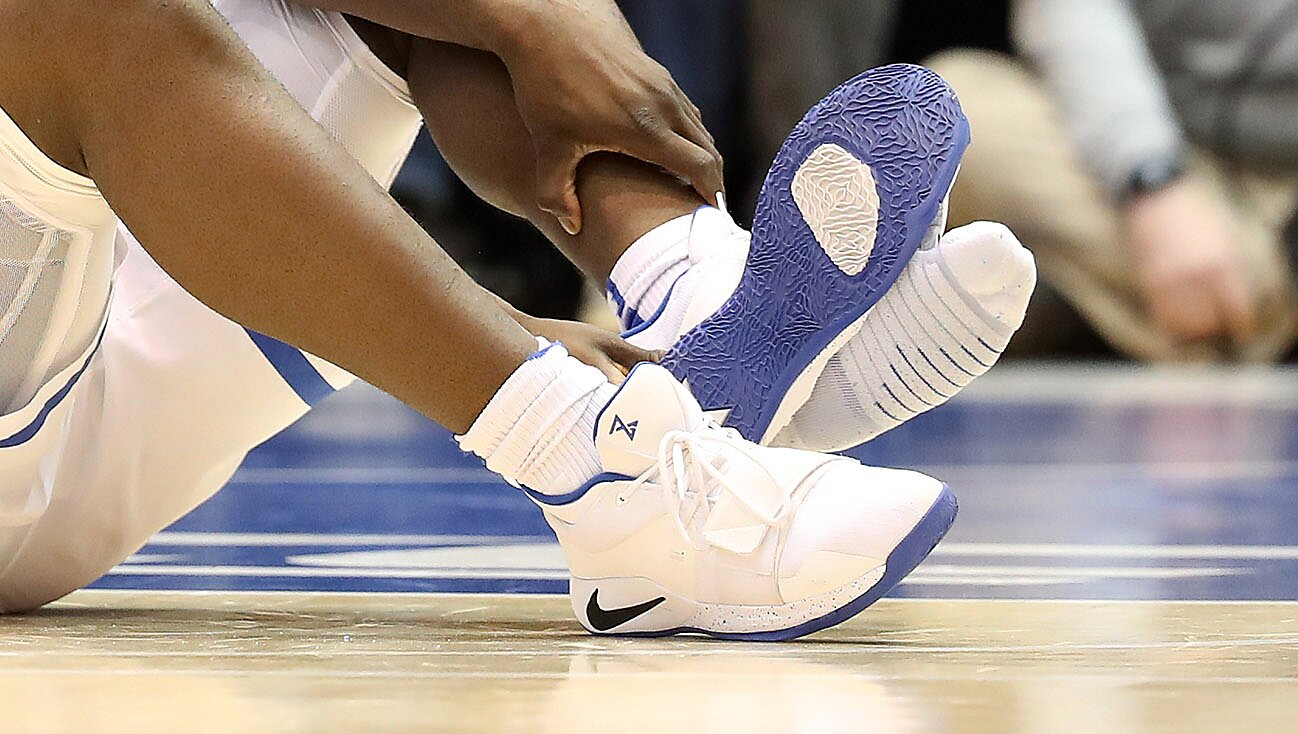 aefc00e291a Zion Williamson  Ranking the Duke star s Nike sneaker options