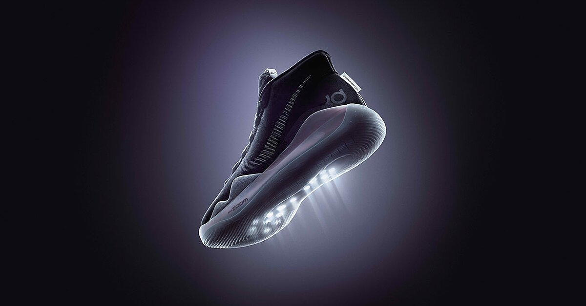 92b0e77397a Kevin Durant: Warriors star unveils Nike KD 12 sneaker (photos) | SI.com