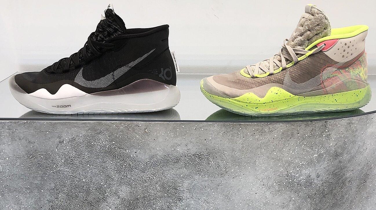 b1340b570f8f Kevin Durant  Warriors star unveils Nike KD 12 sneaker (photos)