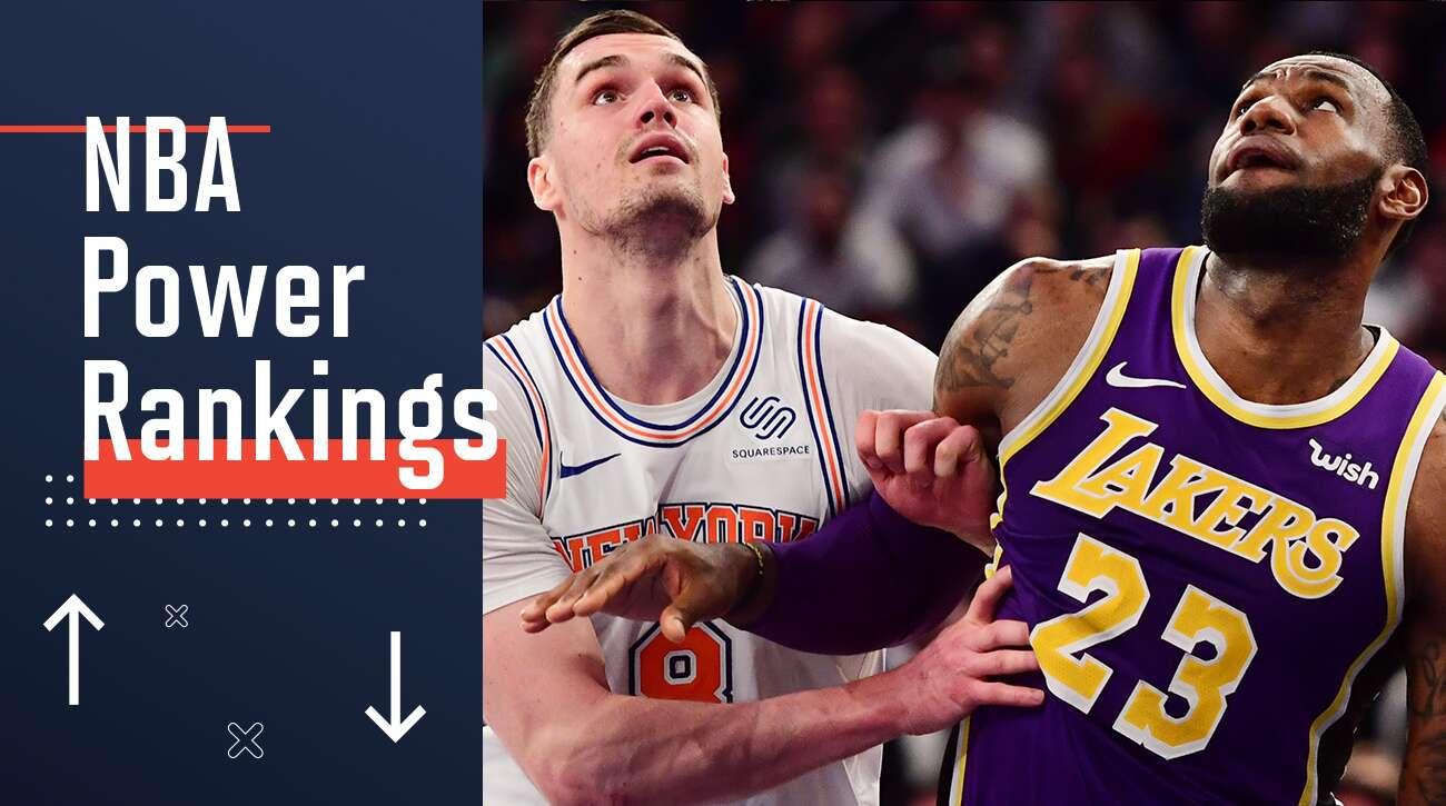 NBA power rankings  LeBron James 58d9c6543