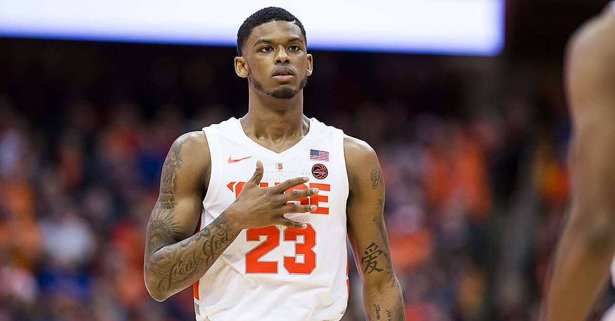 Frank Howard Suspended Indefinitely From NCAA Tournament