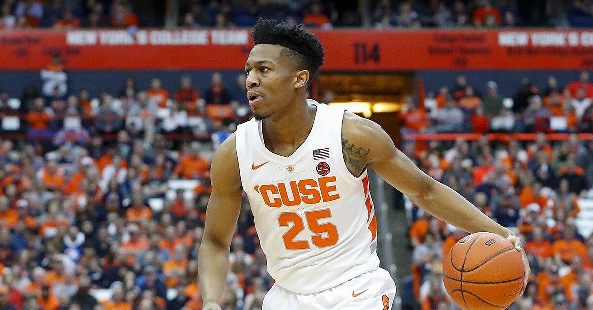 Tyus Battle NBA draft: Syracuse guard leaving program | SI.com