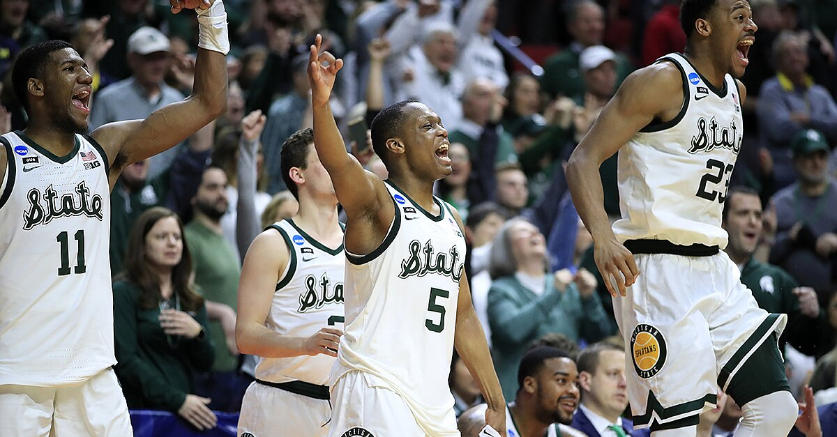 LSU Vs Michigan State Live Stream: Watch March Madness