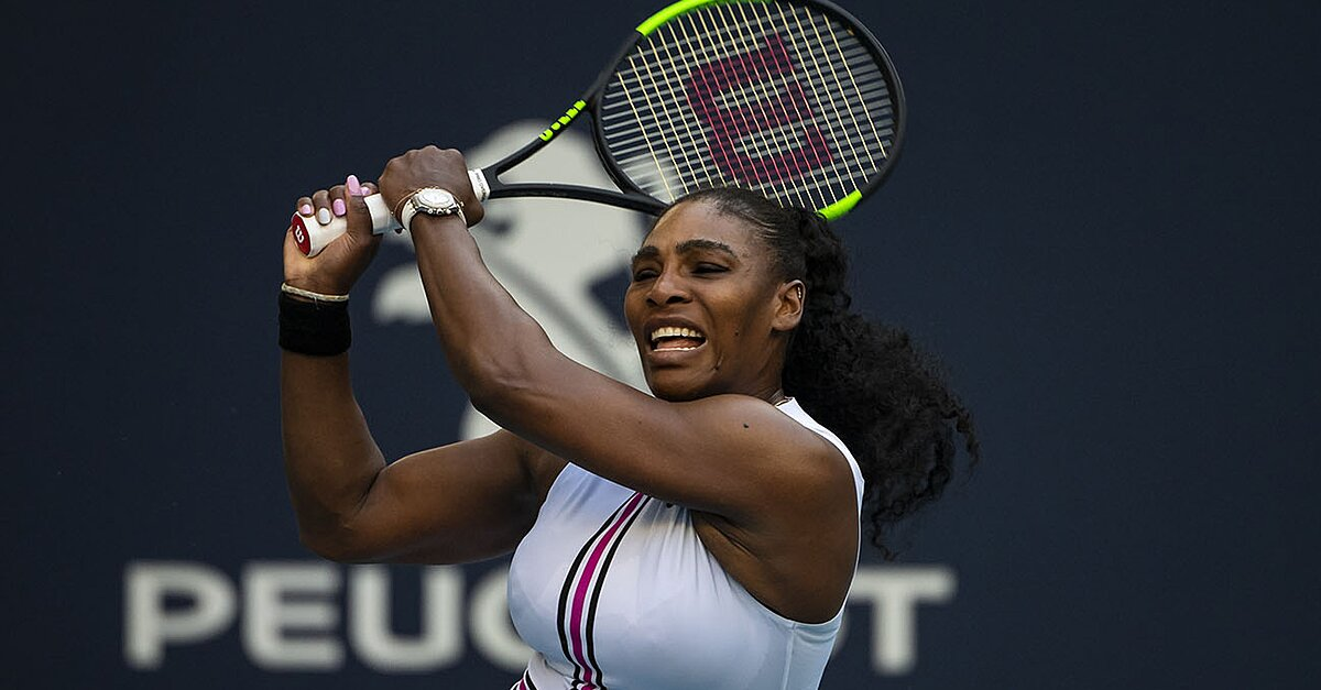 Serena Williams Withdraws From Miami Open Due to Left Knee Injury