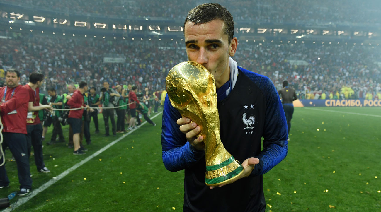 While the title is a bit self-indulgent, Antoine Griezmann's new Netflix documentary gives a glimpse into the improbable rise of the France and Atletico Madrid star.