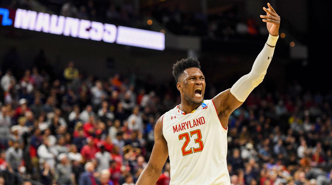 Maryland Forward Bruno Fernando Declares for 2019 NBA Draft