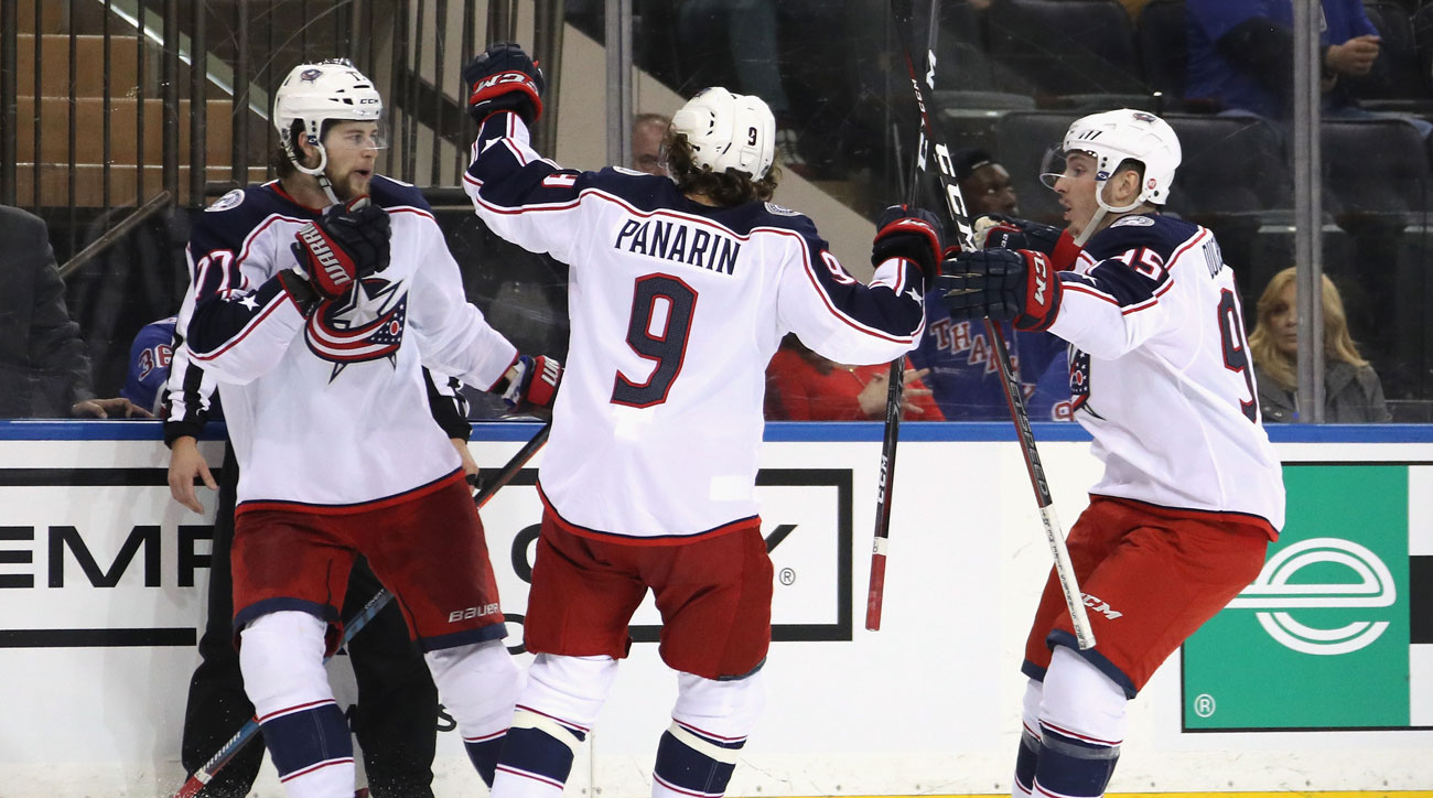 Blue Jackets, Islanders Surge on Latest Stanley Cup Odds