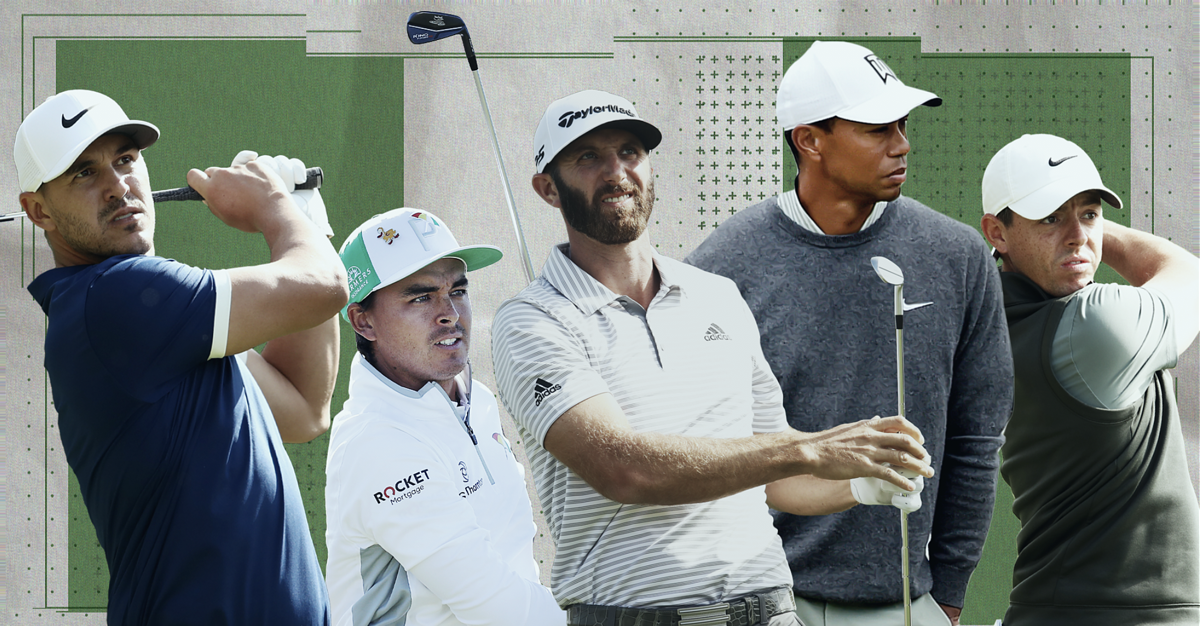 4c7f5cadd9bf6d 2019 Masters predictions  Ranking Tiger Woods and every golfer in the field