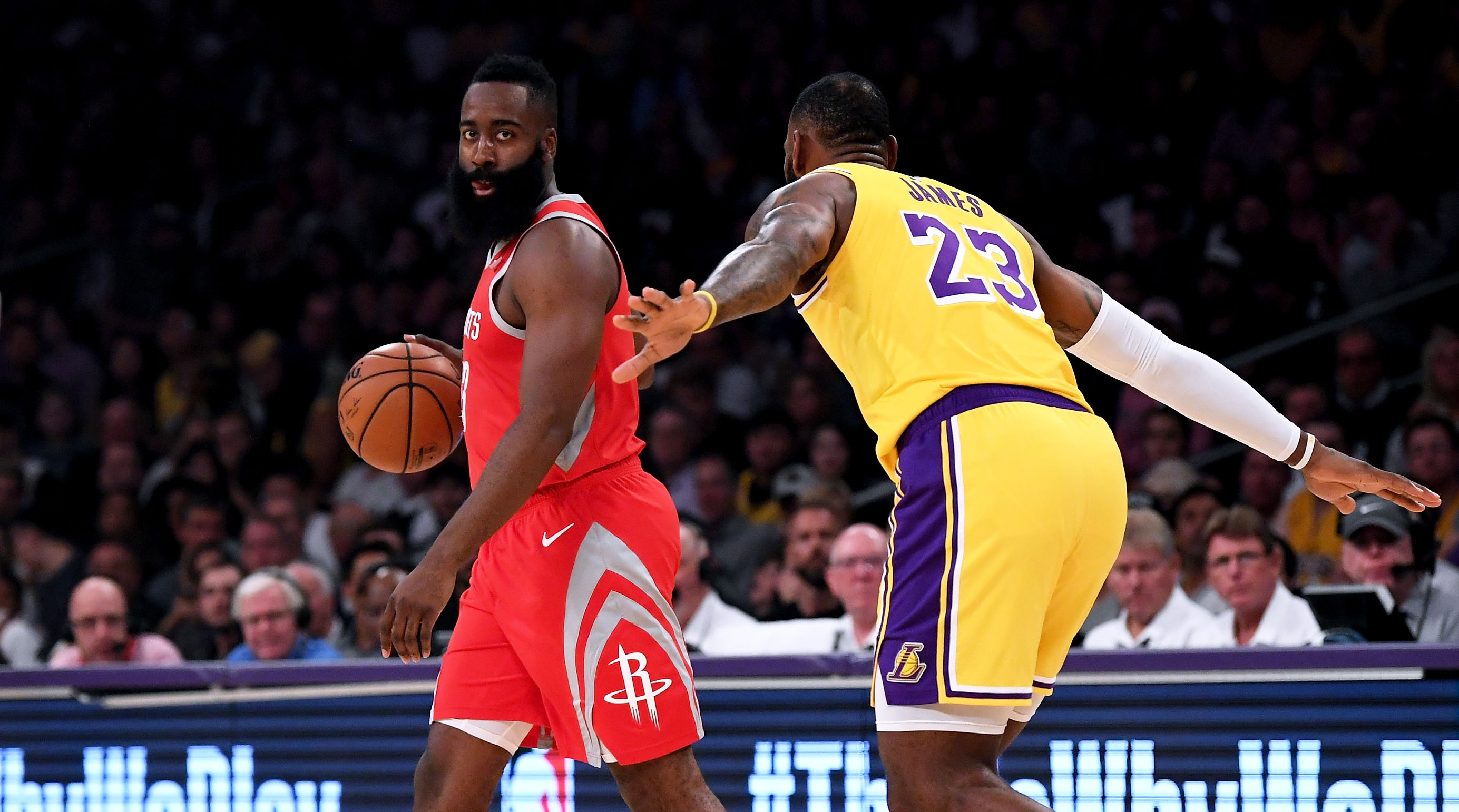 With James Harden having a transcendent year and LeBron having a troubling one, SI's All-NBA and All-Defensive teams have plenty of intrigue this season. We present selections and explanations for every spot.