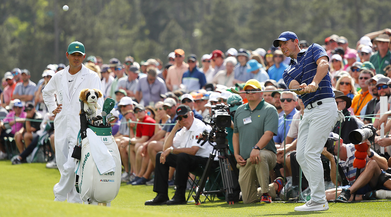 Only one Masters winner has shot over par on Thursday in the last 20 years. Rory McIlroy's opening 73 precarious position as he chases a career Grand Slam.