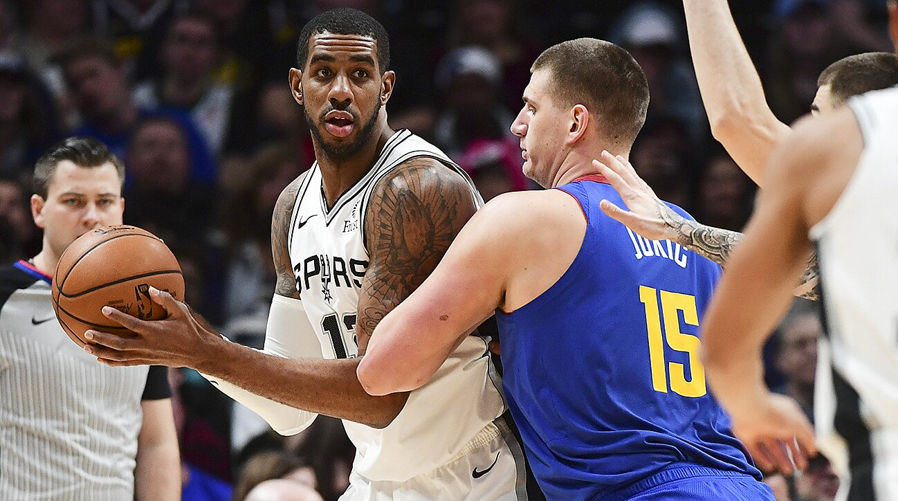 fe72416b3fe 2019 NBA Playoffs  Western Conference storylines