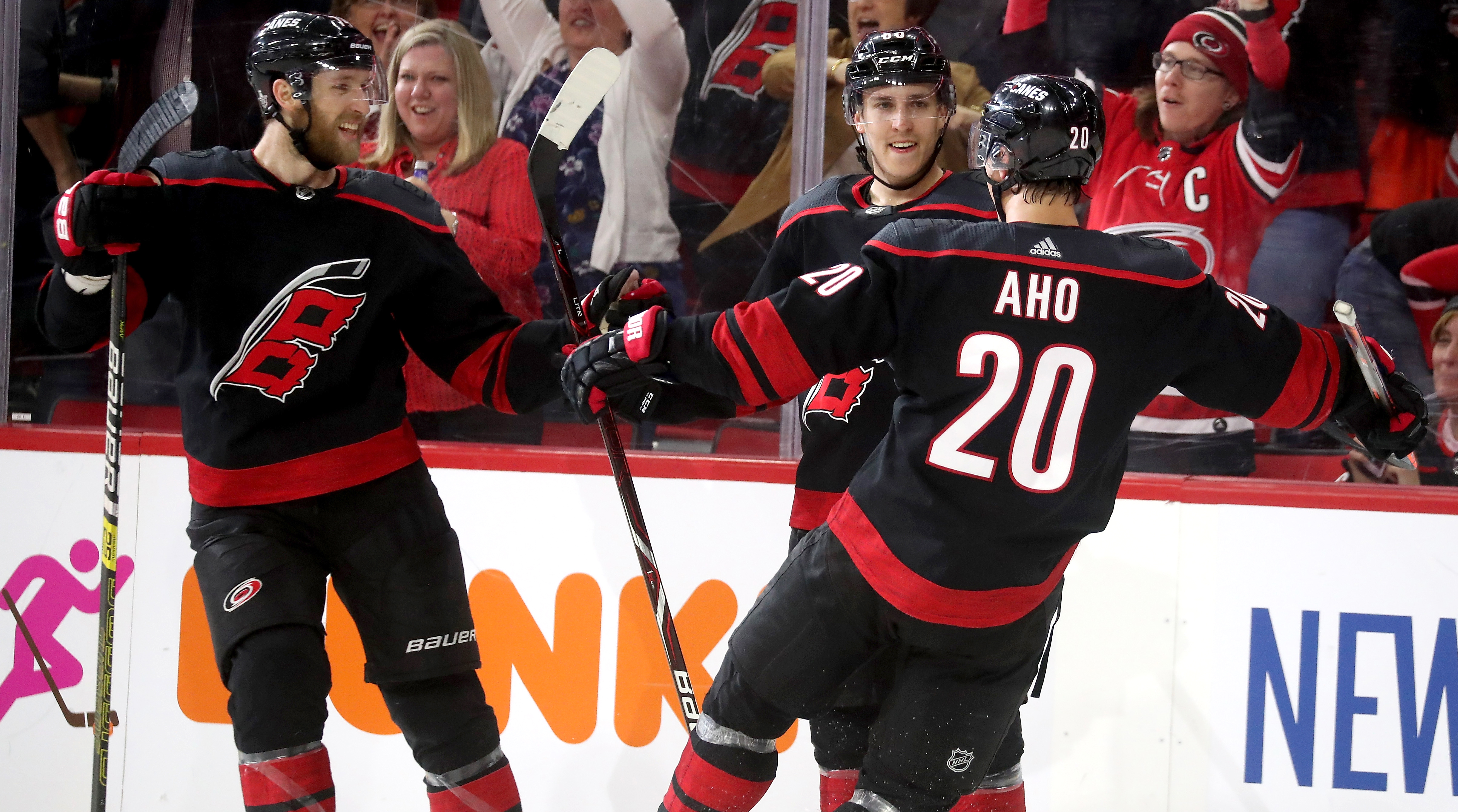 Playoff Roundup: Hurricanes Even Up, Blues Pull Off Stunning Comeback, Sharks Avoid Elimination