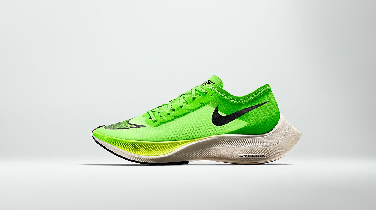 a447c36361c Nike ZoomX Vaporfly Next % running sneaker  Fastest yet