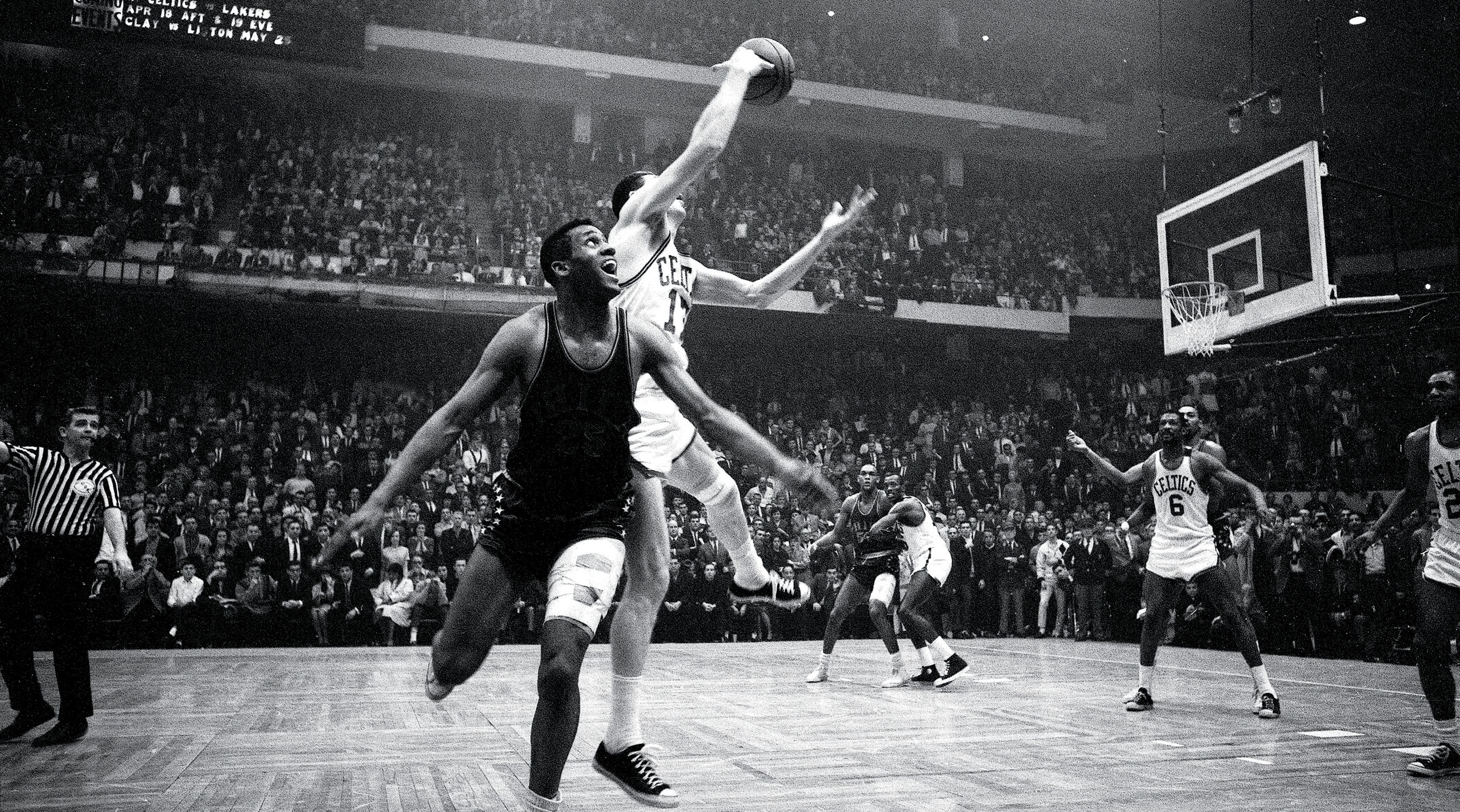 Though he was often the first man off the bench, John Havlicek produced many indelible Celtics moments—none more memorable than his game-clinching steal in Game 7 of the 1965 Eastern Division finals. Sports Illustrated remembers the Boston legend and the history he created.