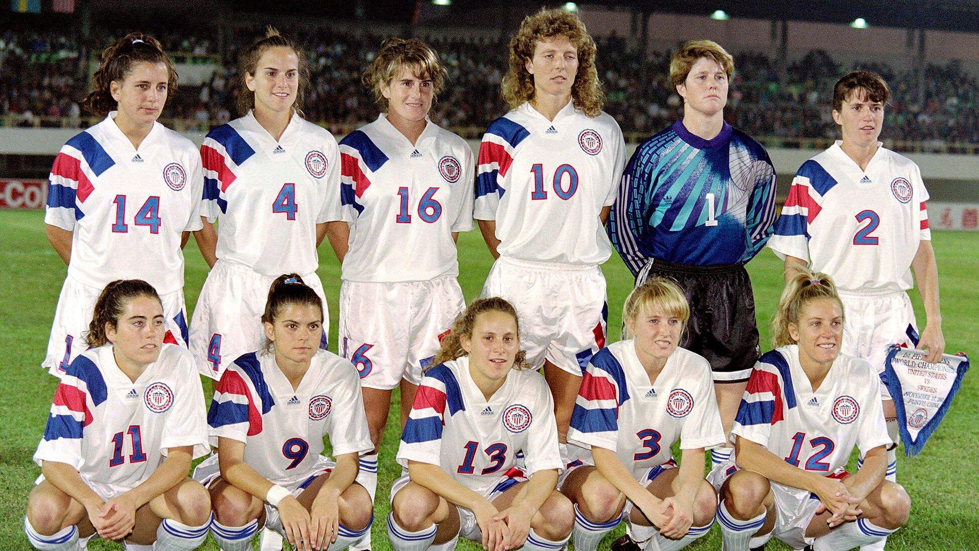 c0060eadeaa Women's World Cup: How tournament, USWNT were built from scratch | SI.com