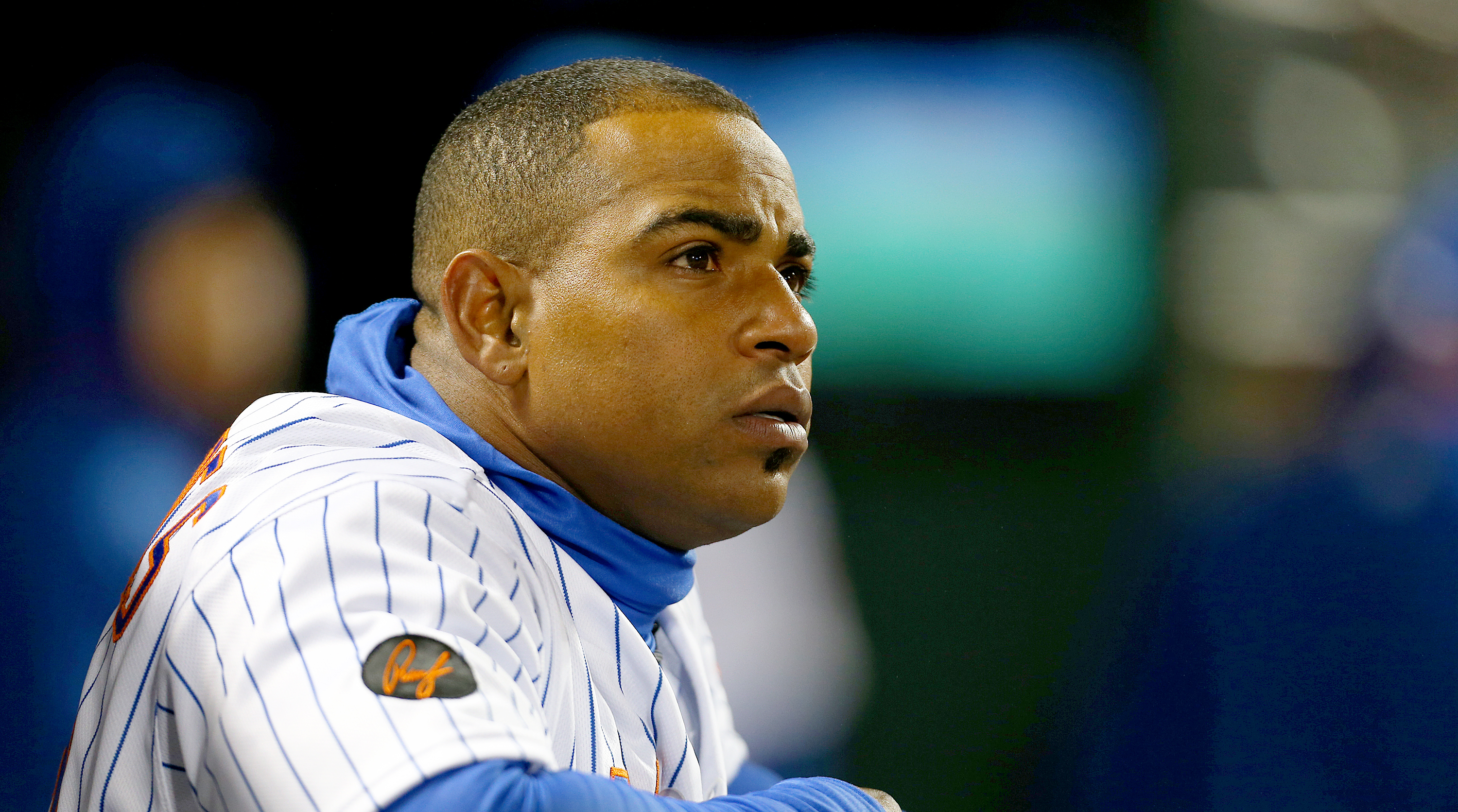 Cespedes signed a four-year deal with the Mets worth $110 million following the 2016 season.