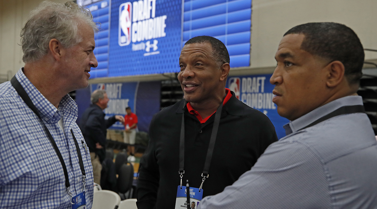 The NBA draft combine is not all about evaluating prospects like Zion Williamson but it also lays down the foundation for free agency discussions. The Crossover goes behind the scenes in Chicago to figure out the value of the event.