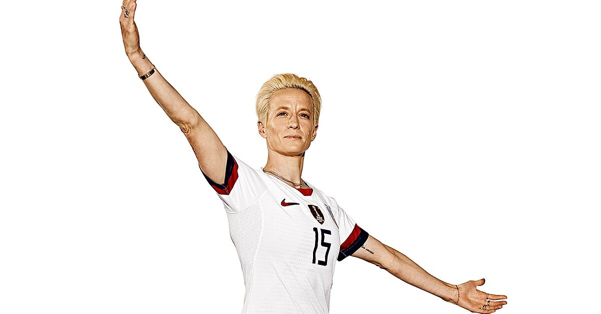 eaec85f48e3 Megan Rapinoe  USA Women s World Cup star strengthens her platform ...