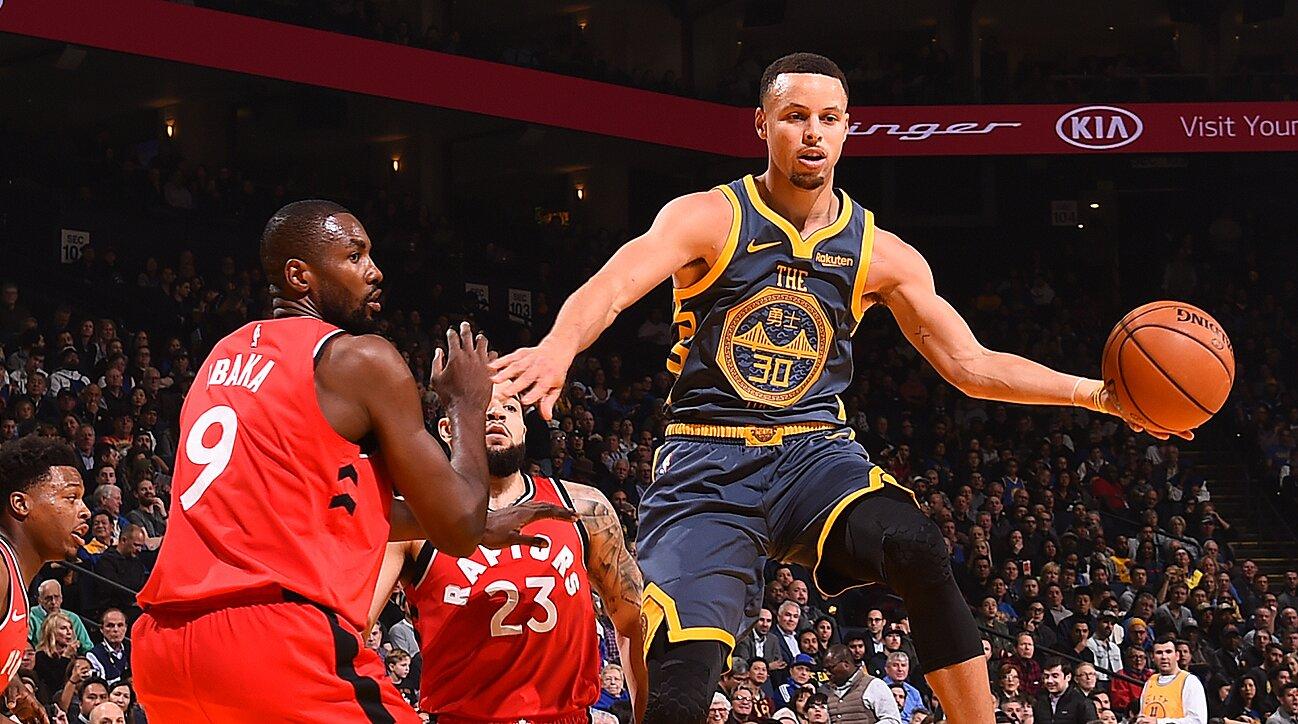 a43578e37 NBA Finals: Can Raptors dethrone Golden State Warriors?   SI.com