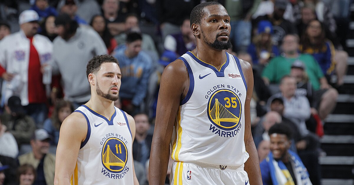 Klay Thompson Pays Tribute to Kevin Durant: 'Nothing Can Impede This Man's Greatness'