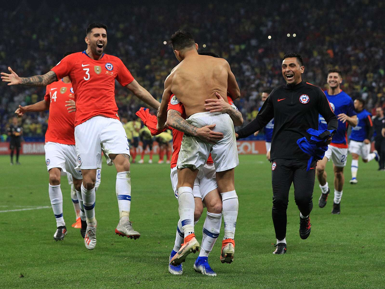 Copa America semifinals: Brazil v Argentina, Chile v Peru preview