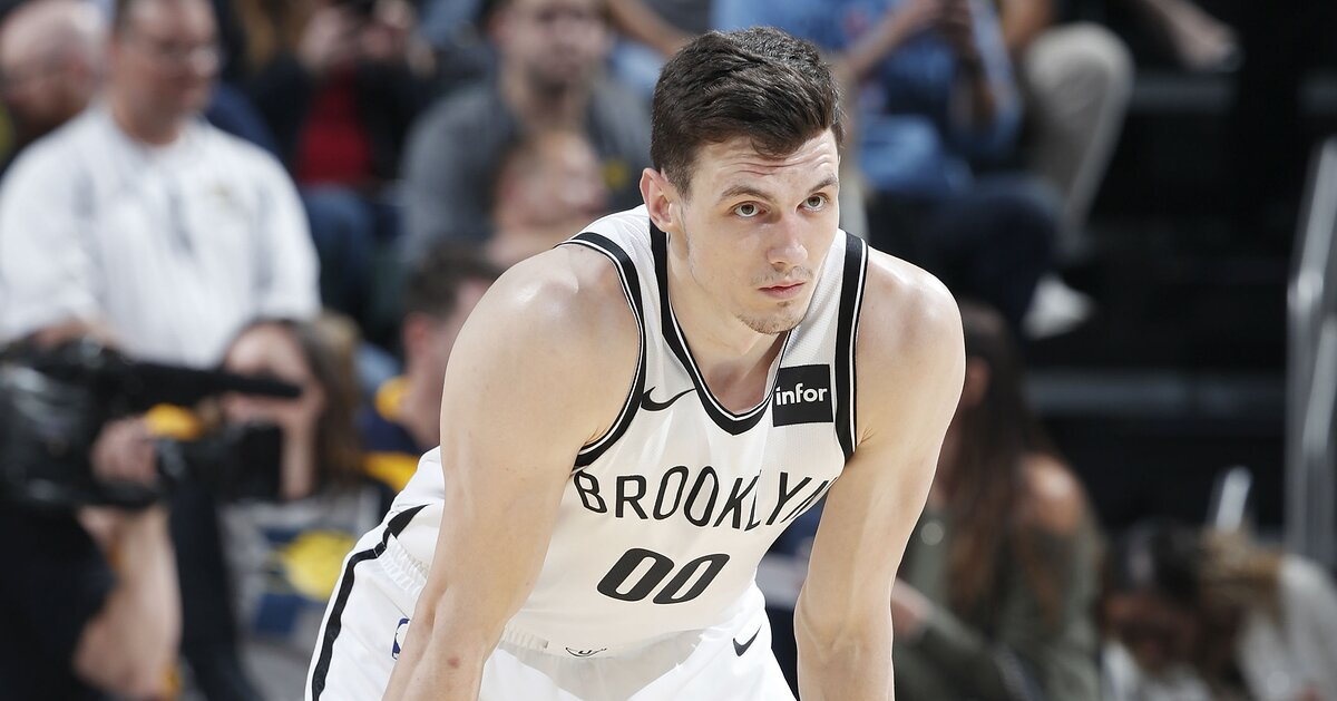 Could Rodions Kurucs' Arrest Lead to Immigration Implications for Nets Forward?