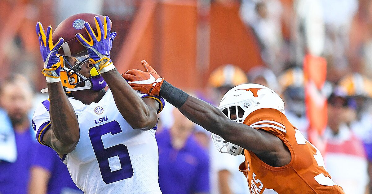 Bowl Projections: Win Over Texas Opens LSU's Path to the Playoff