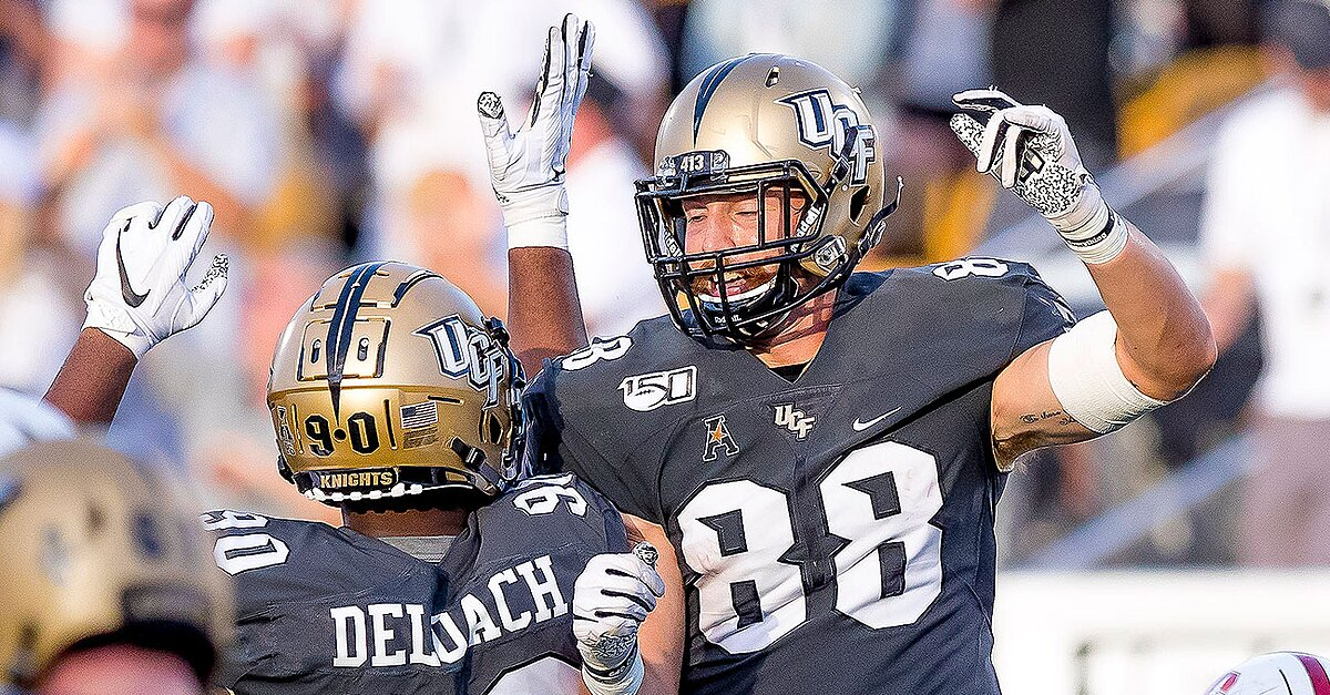 Bowl Projections: UCF Showing No Signs of Slowing Down