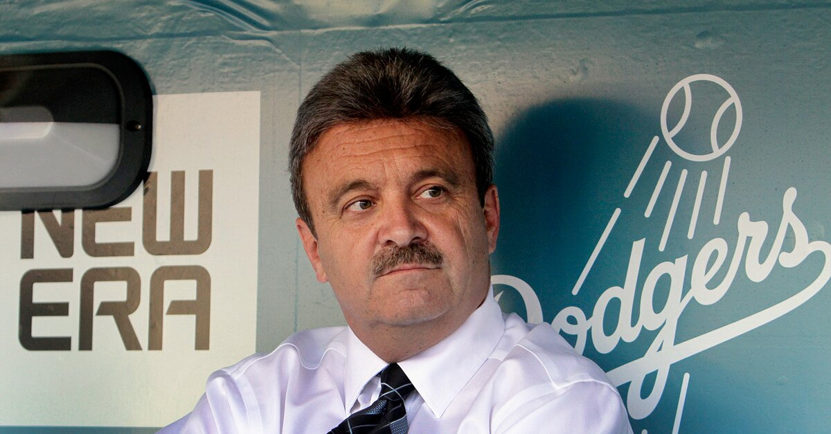 Former Dodgers GM and Lifelong Hockey Fan Ned Colletti Now Scouts for the Sharks