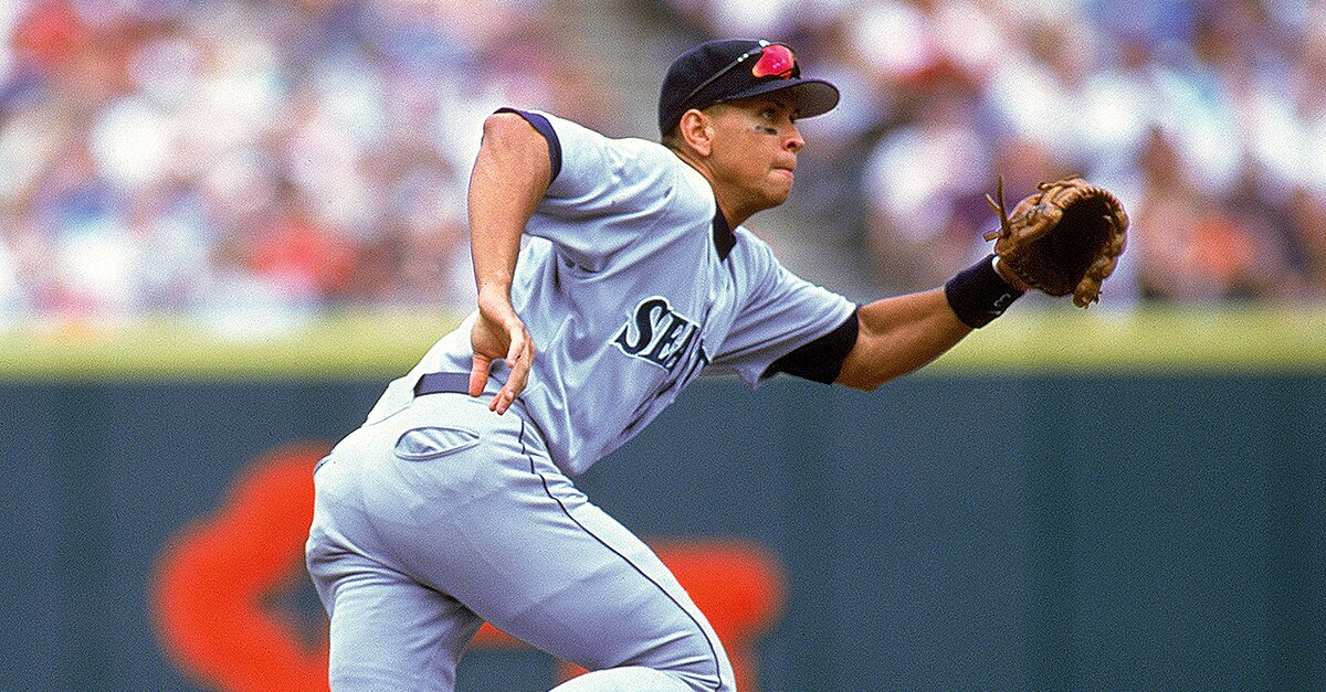 4cbdac96e8 A-Rod: Before he was 21, he was the best young player in MLB | Vault