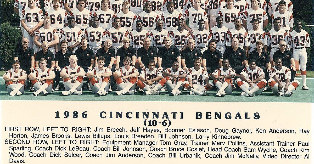e48b3ec3 Cincinnati Bengals 1986: Peter King details team 25 years later | Vault