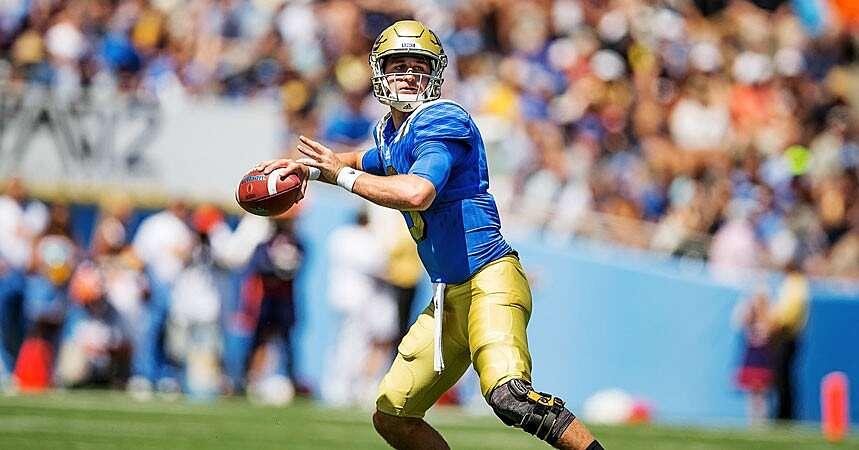 UCLA QB Josh Rosen is a bonafide star, but how will he