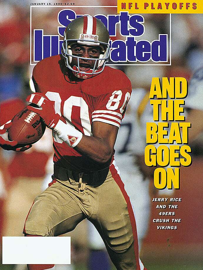 premium selection 7ad10 b5f18 Classic SI Photos of Jerry Rice | SI.com