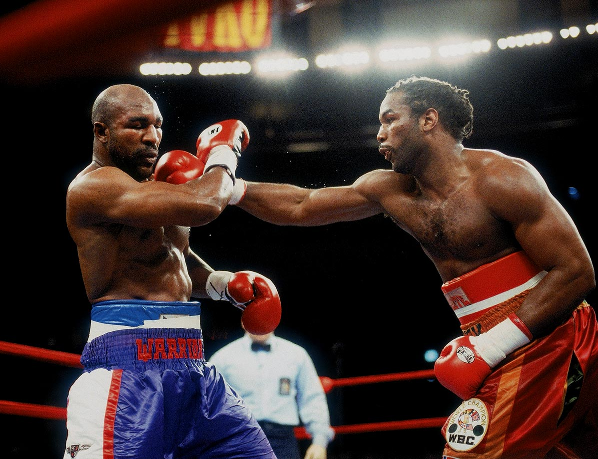 Lennox Lewis Best SI Photos | ...