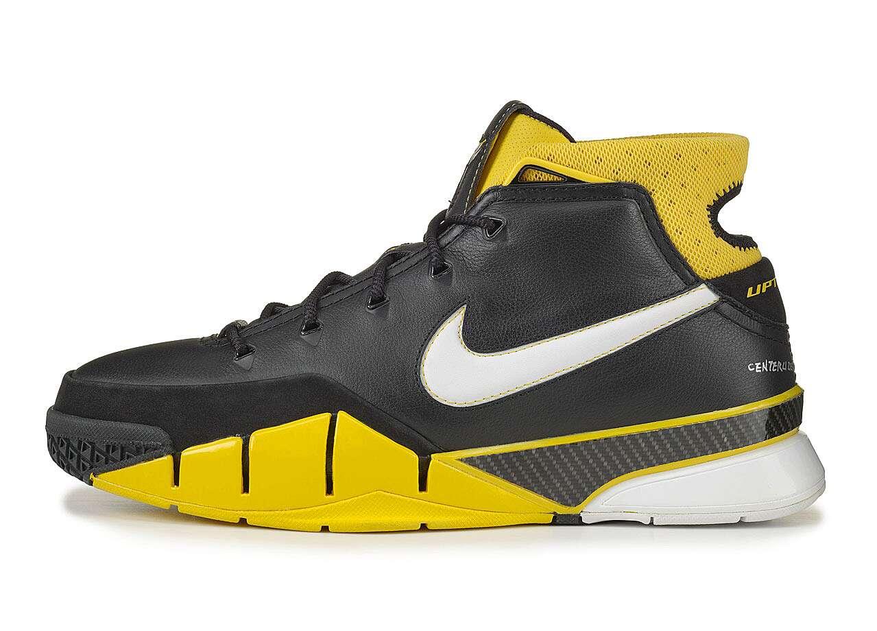 History of Kobe Bryant's Signature Shoes | SI com