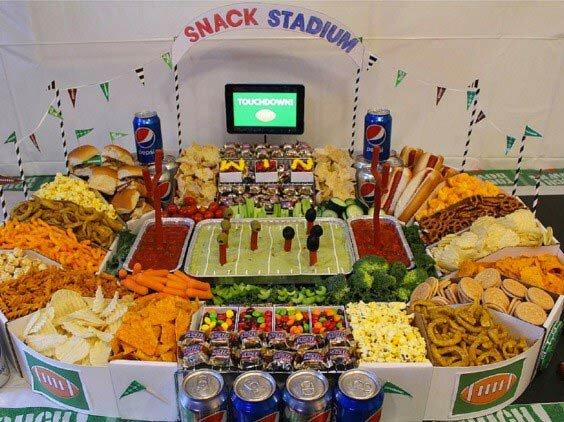 recipe: superbowl snack statistics [23]