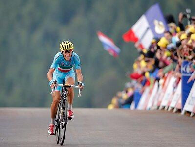 edc5d37ef Tour de France Turmoil  Down Goes Contador
