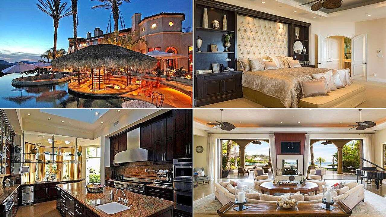 Athlete Homes and Mansions   SI com