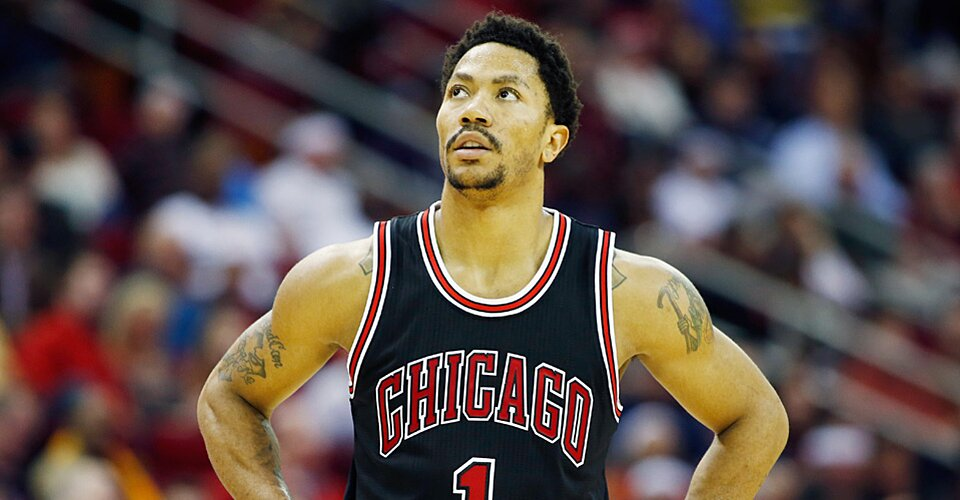 Derrick Rose's latest knee injury is another setback for ...