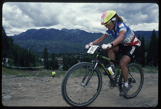 139e55e68fa UCI Mountain Bike World Championships celebrate 25th year | SI.com