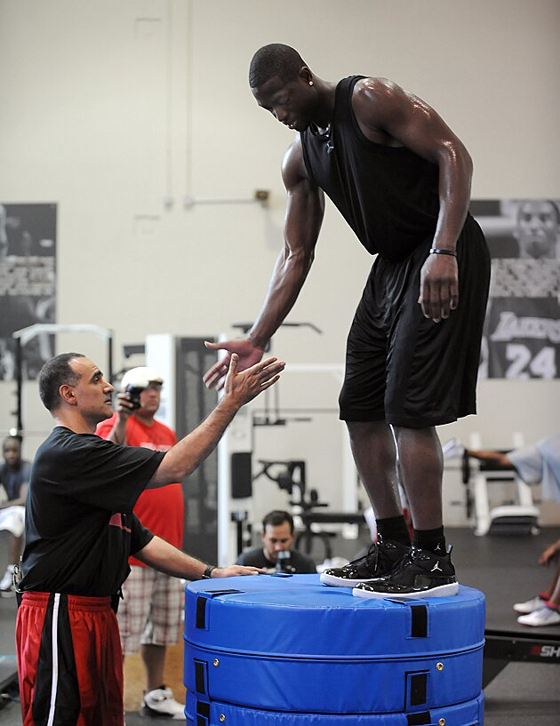 7bdbf0d3b395 How Tim Grover Became One of the NBA s Most Revered Trainers