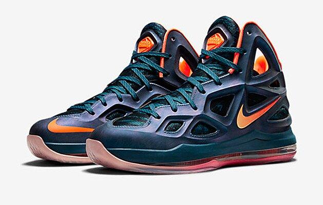 6592829e560e Nike wear test gives hardwood answers for LeBron 12