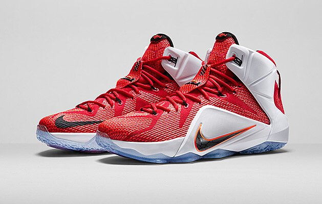 dd5f2024cf9 Nike wear test gives hardwood answers for LeBron 12