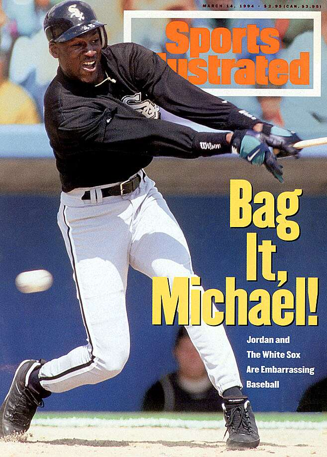 Michael Jordan Ballplayer Sicom