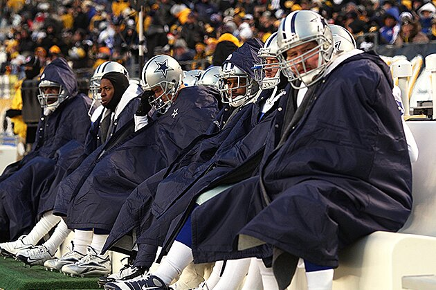online store 3c3cf 04846 Rain, sleet or snow: How NFL players stay warm during the ...