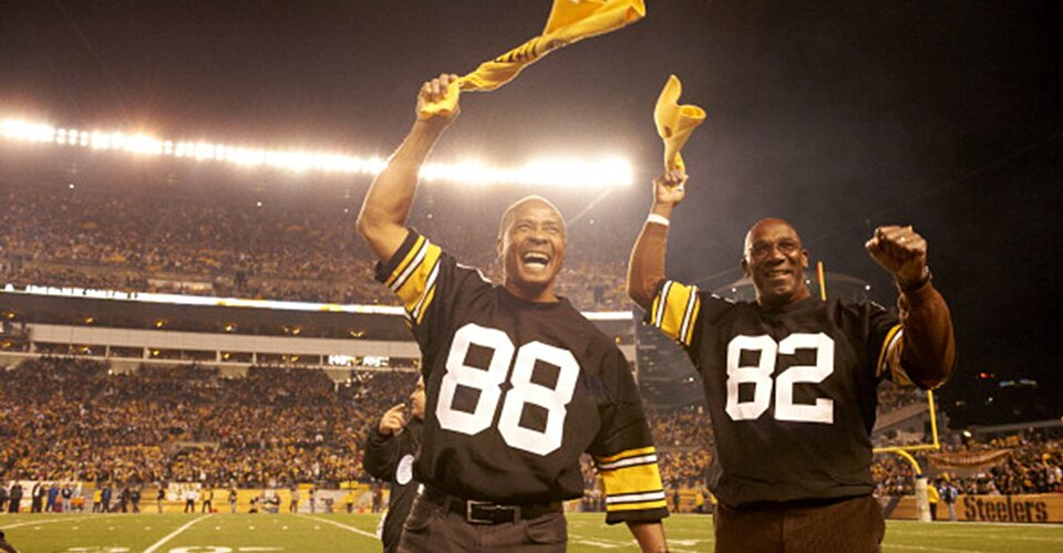 10a1cf12b0e How former Steeler great John Stallworth became a tycoon and philanthropist    SI.com