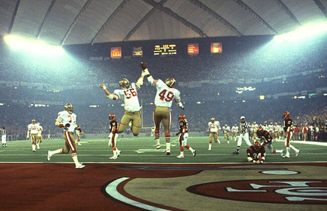 196943e4be Silverdome, Super Bowl XVI was birthplace of 49ers dynasty | SI.com